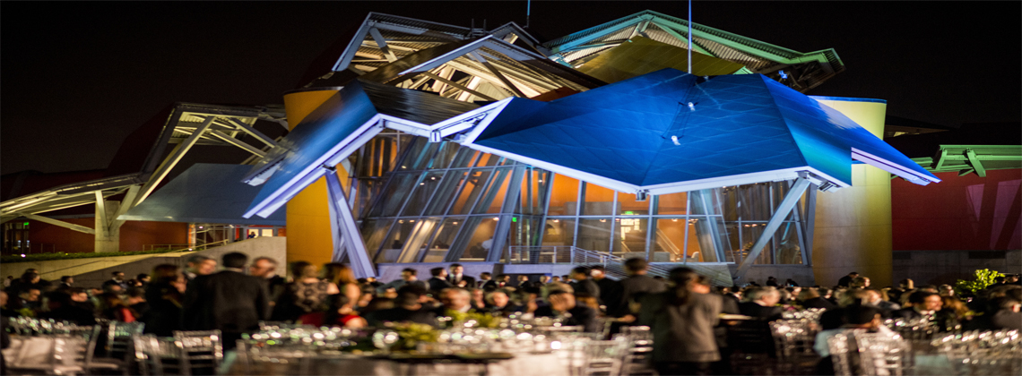 Gala events – Biomuseo